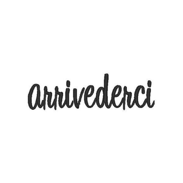 Arrivederci перевод с английского на русский translation
